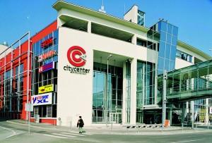 Citycenter Amstetten Außenansicht