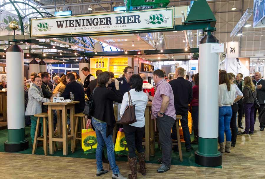 Gast-Messe Rahmenprogramm  Bier
