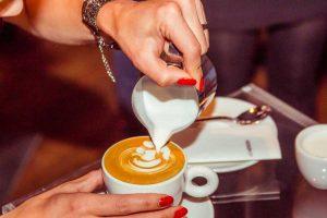 Le Meridien Kaffee Kreativität
