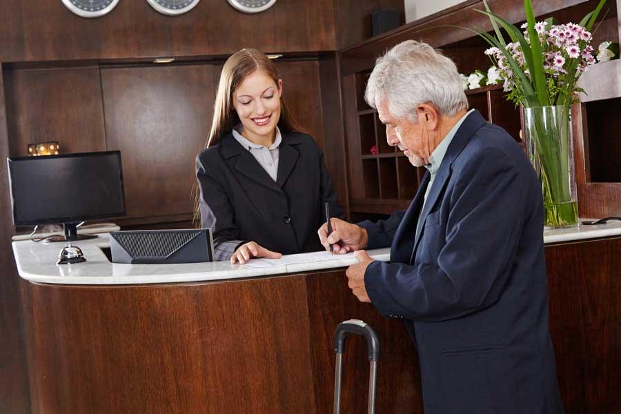 Hoteliers im Wettlauf um den Gast