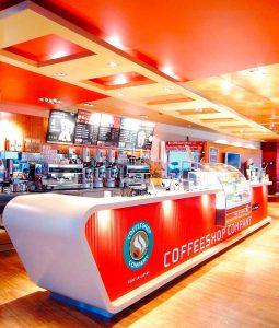 """Das Franchisekonzept """"Coffeeshop Company"""" von Schärf"""