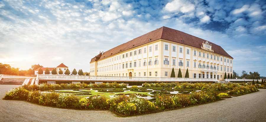 Niederösterreich Tourismus Kultur Genuss Schloss Hof