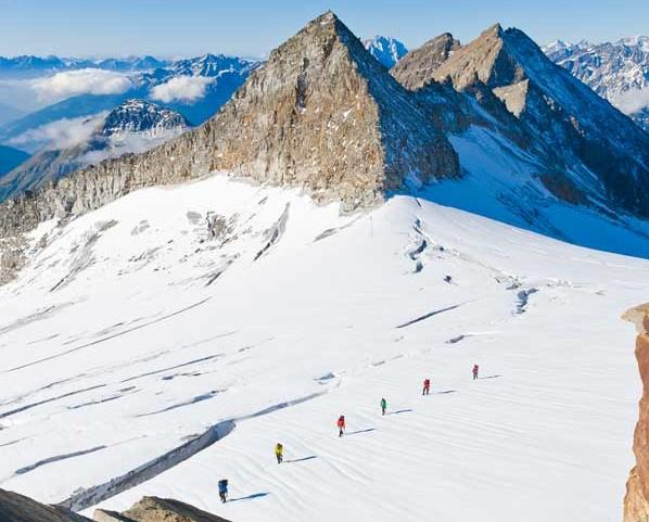 Alpenverein Mitgliederzuwachs