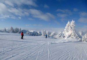 Oberösterreich Start Winter Saison Hinterstoder