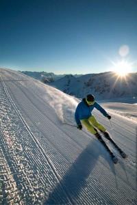 Montafon Frühaufsteher Piste Vorarlberg Nova-Exklusiv Silvretta Montafon