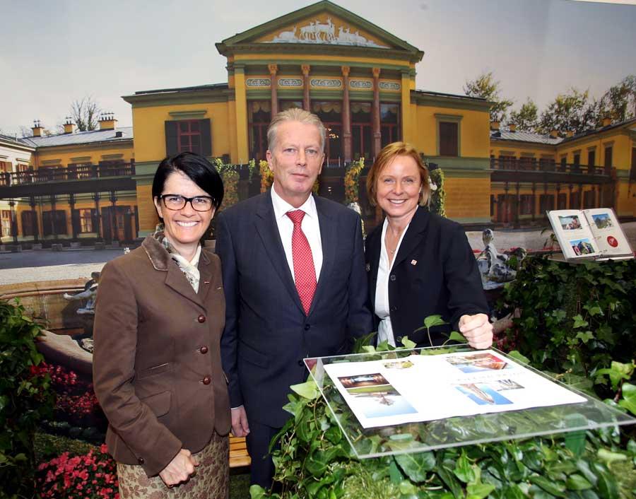 ITB Österreich Tourismus Nocker-Schwarzenbacher Mitterlehner Stolba