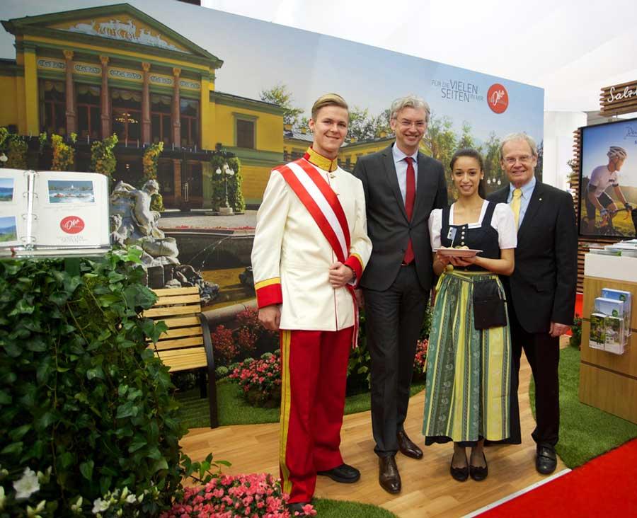 ITB Berlin Niederösterreich Oberösterreich
