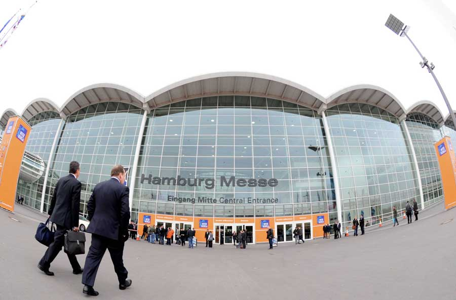 Internorga Eröffnung Hamburg