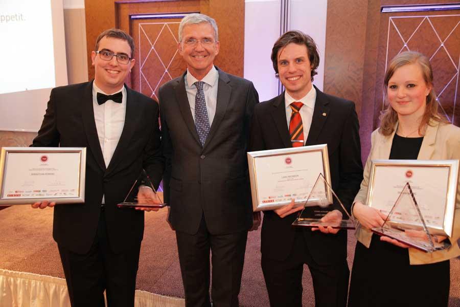 Young Hotelier Award Gewinner