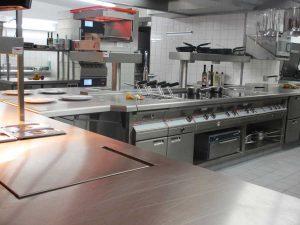 hochwertige gastro Kücheneinrichtungen Ratskeller