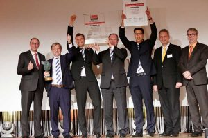 Rational Auszeichung GEO Award