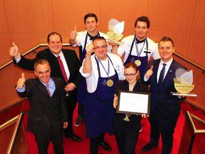 Hilton Vienna Danube Waterfront Preise Hotel Awards Lessing Hussler Zell