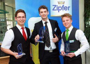 Zipfer Zapf Masters Gewinner