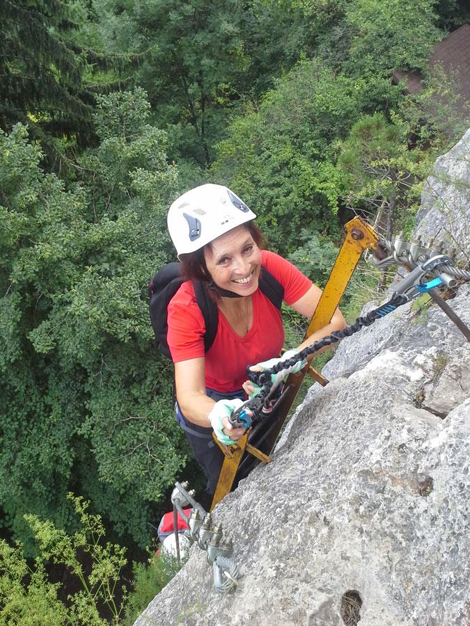 Klettersteig-Kurse Wiener Alpen