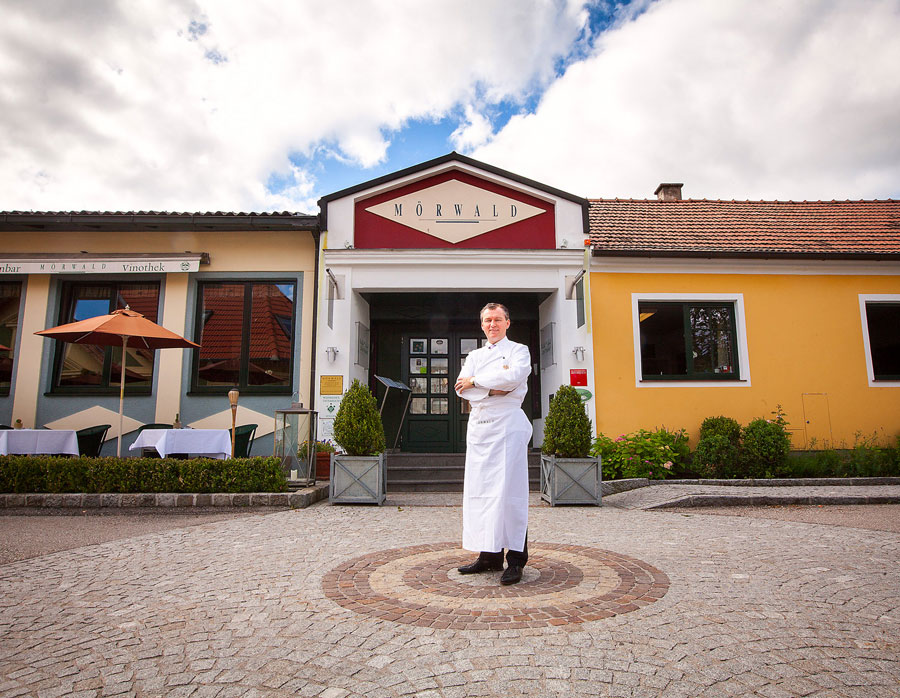 Mörwald plant Luxus-Hotel Zur Traube
