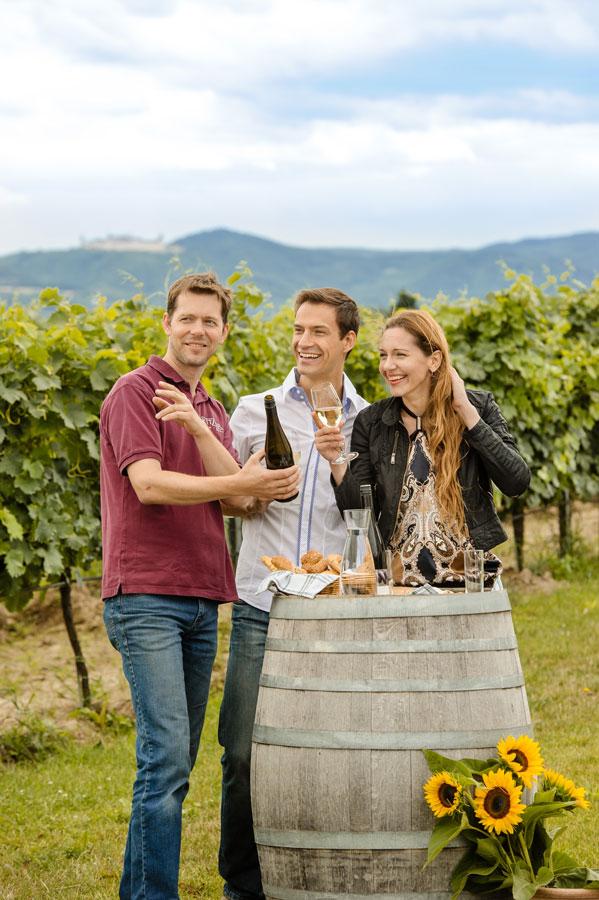 Weinherbst Niederösterreich Jubiläum TopHeuriger NÖ