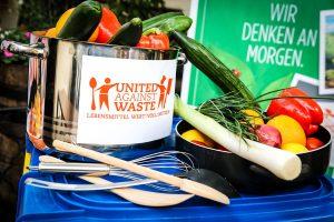 Effiziente Lebensmittelnutzung Gastronomie United Against Waste