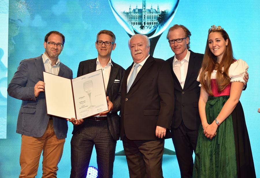 Landessieger Wiener Weinpreis Wiener Landessieger