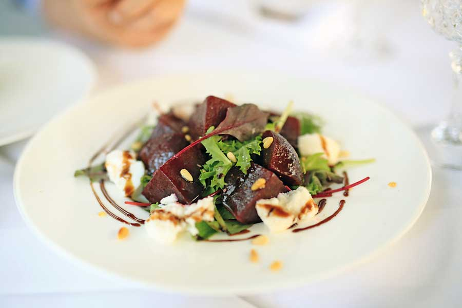 Restaurant Paris Test Gastro