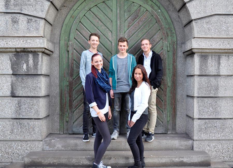 Brau Union hat neue Lehrlinge in Linz