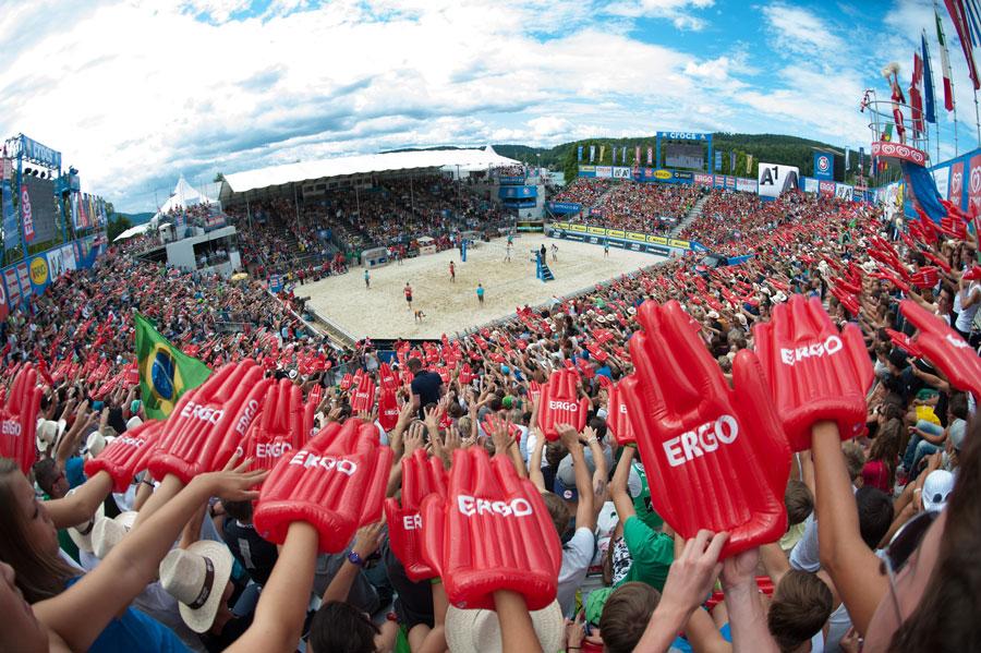 Tourismus Weiterbildung in Österreich Beachvolleyball