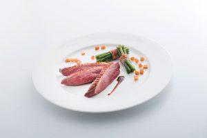 Multifunktionale Gargeräte Gastronomie Entenbrust gebraten