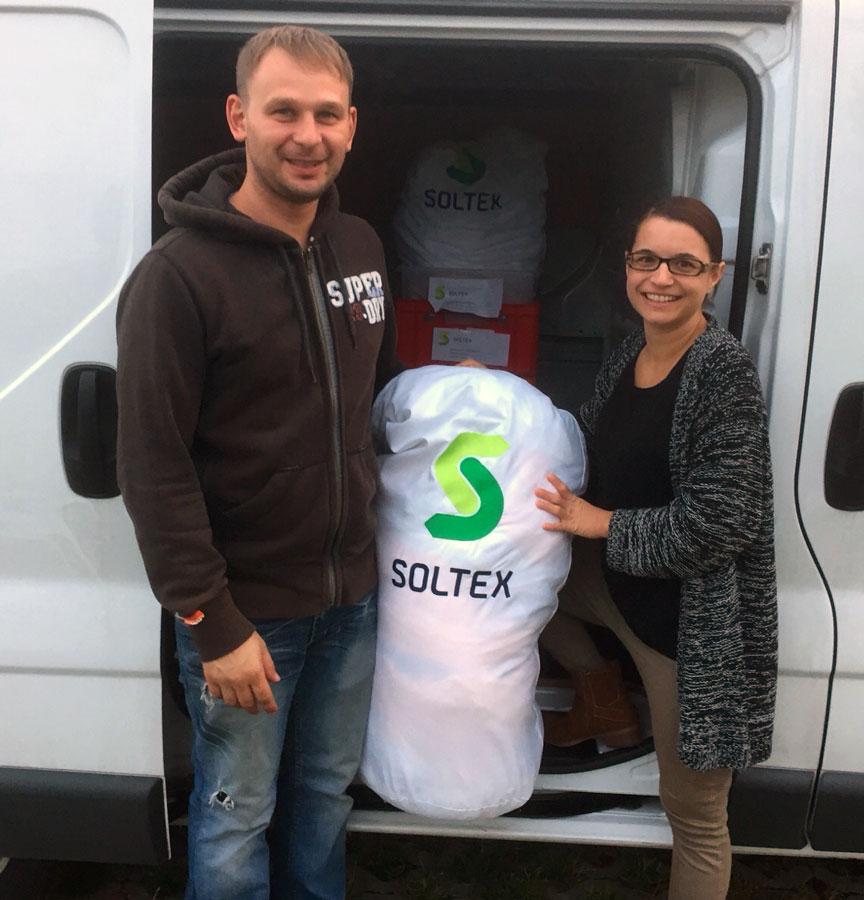 Soltex Textilpflege für die Gastronomie