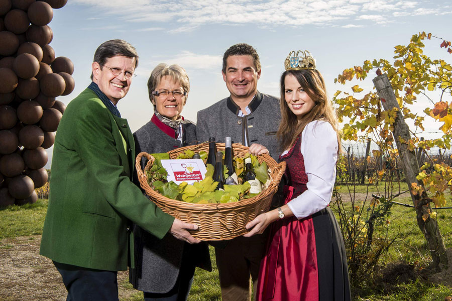 Bilanz 20 Jahre Weinherbst Weinwanderweg Langenlois