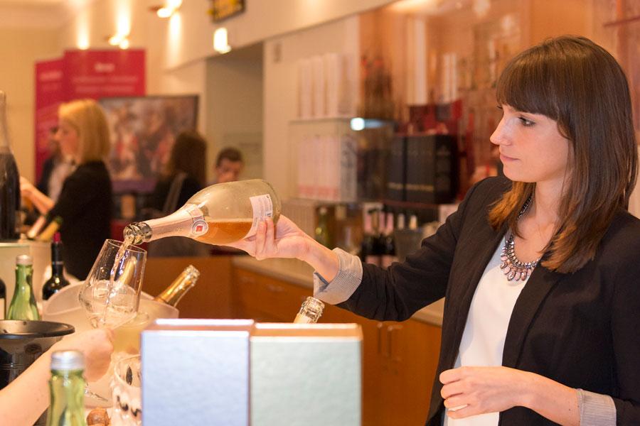 Weinfestival Mondovino im MAK