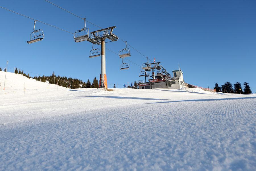 Mostviertel startet in die Wintersaison Schnee am Hochkar Weinfranz.at