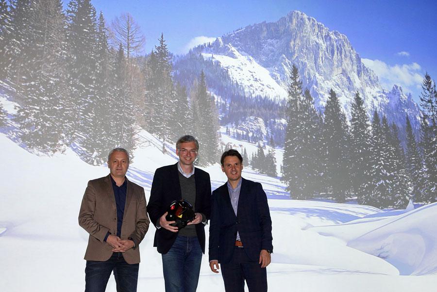 OÖ Wintertourismus im Aufschwung Tröbinger Strugl Winkelhofer