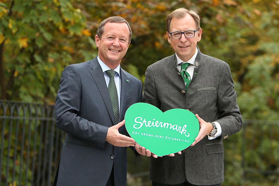 Steiermark Neuer Tourismus Rekord Neuhold Buchmann