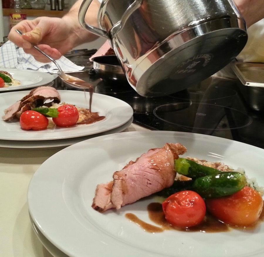 Küchencoach Workshops Zangerle