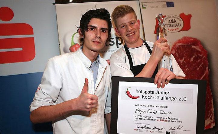 Junior Koch-Challenge Linz
