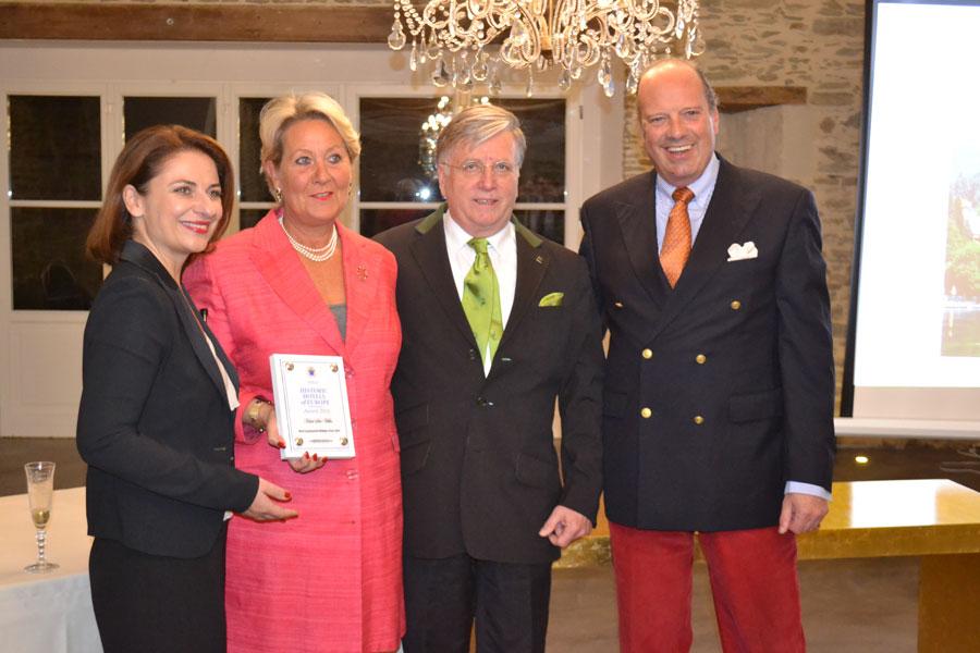 Auszeichnungen für Schlosshotels