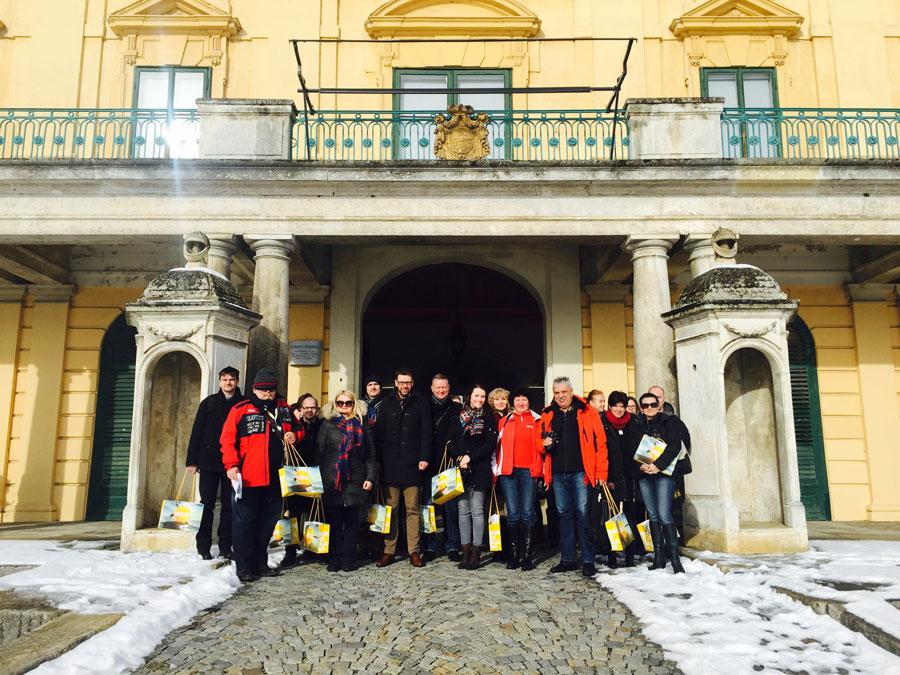 Reiseveranstalter entdecken Burgenland
