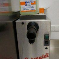 Schlagobersmaschine Cremaldi gebraucht