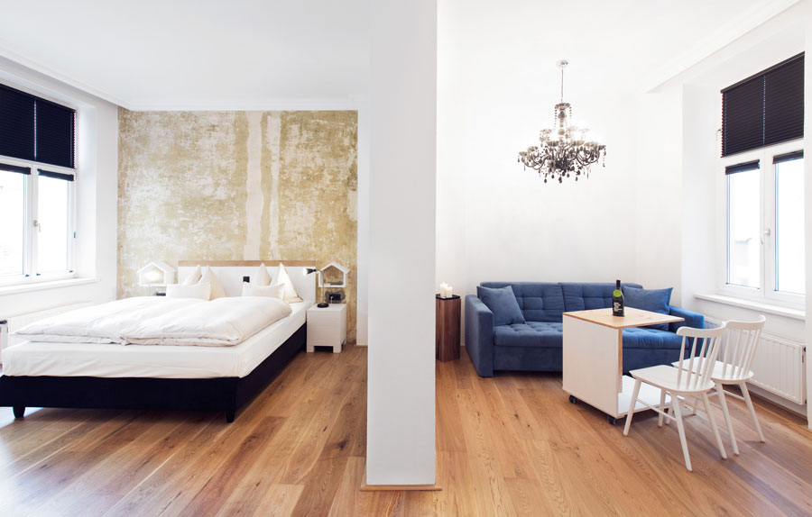 Hotel Wiesler Graz neue Zimmer Junior Suite