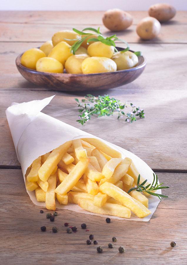 AMA-Gütesiegel für Frisch & Frost Bauernland Kartoffelprodukte