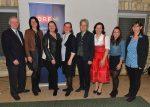 Niederösterreichische Gastgeberinnen vor der ORF-Kamera