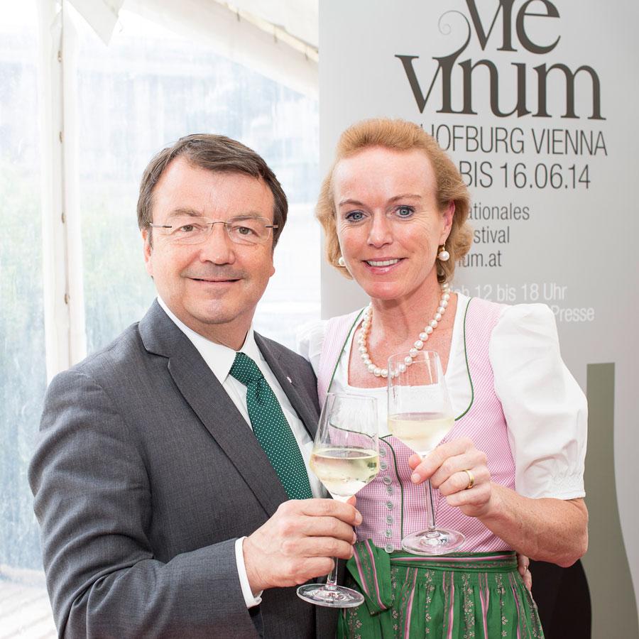 Jubiläum für VieVinum 2016