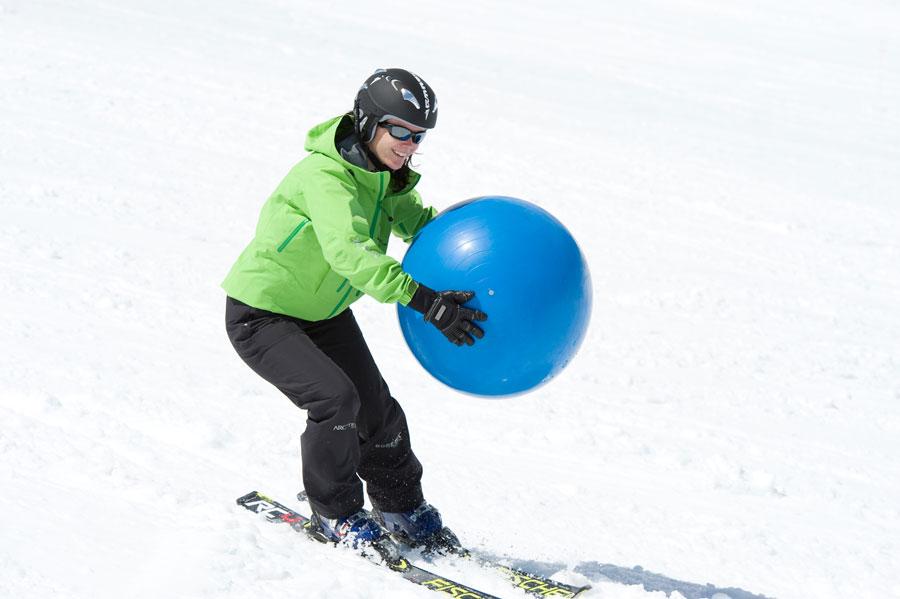 Skifahren für Anfänger im Kleinwalsertal skiProjekt Laurent Ziegler unstill.net