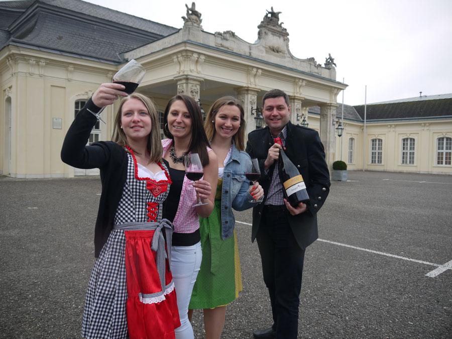 Wienerwald Tourismus lädt zum Empfang
