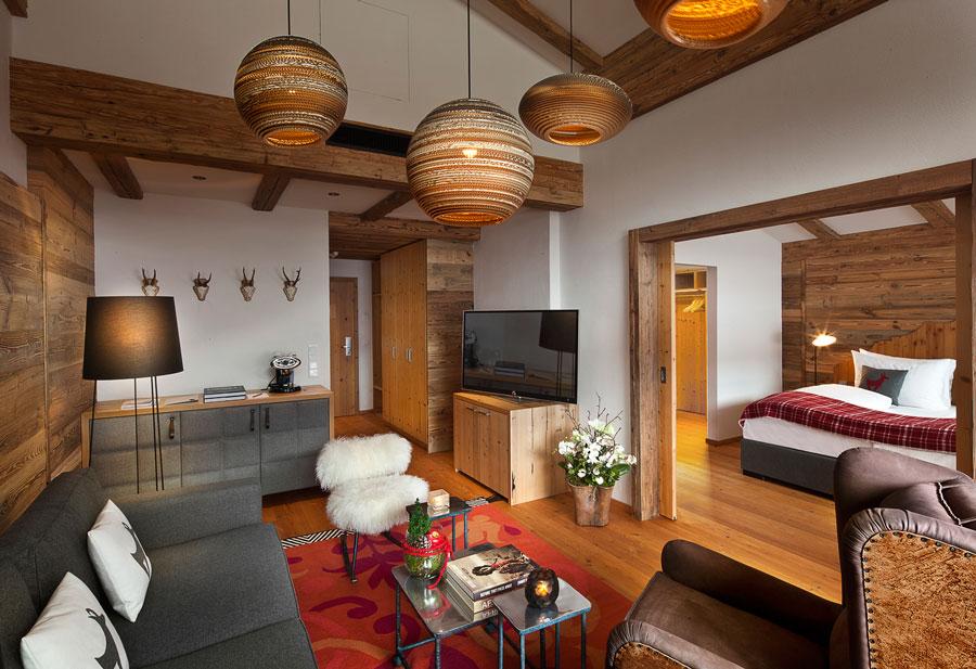 Neue Studios und Suiten im Kitzhof Neue Zimmerkategorien im Hotel Kitzhof