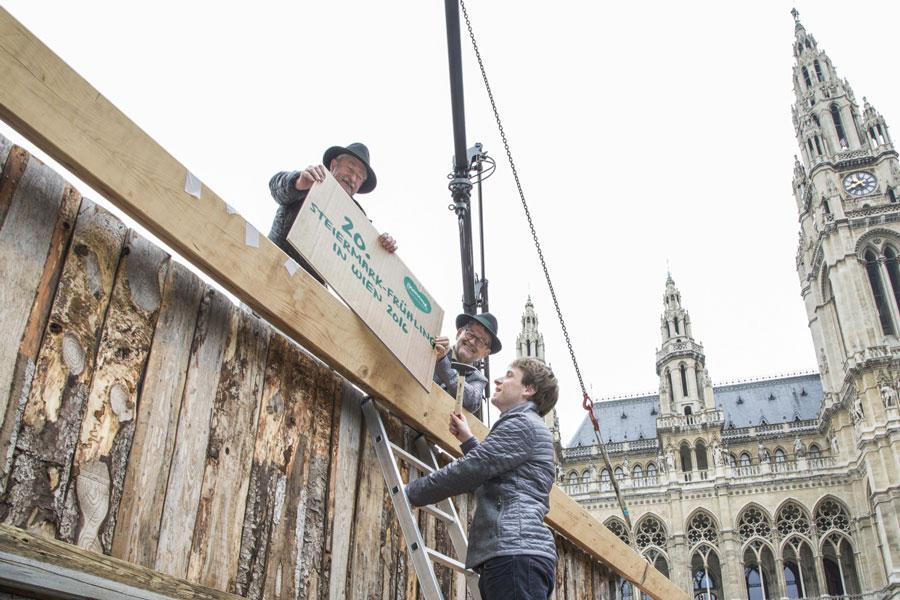 Steiermark zu Gast in Wien