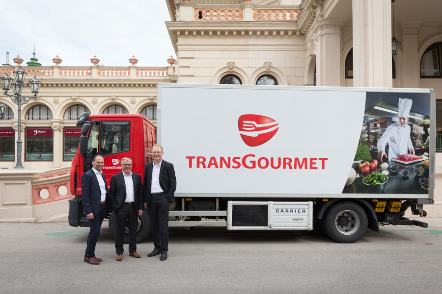 Gastronomie Großhandel Transgourmet