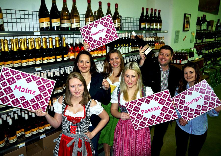 Wienerwald Tourismus auf Ferienmessen