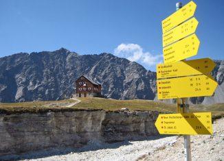 Alpenvereinshütten Sommersaison