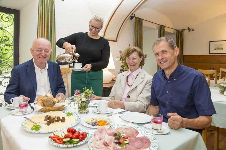 Bio-Frühstückswochen in Salzburg