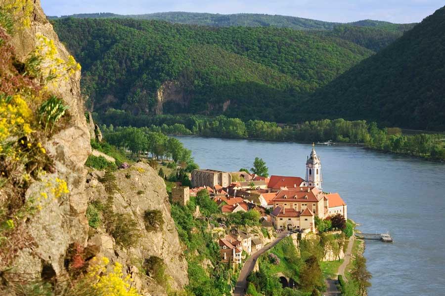 Neues Tourismuskonzept für österreichische Donau Dürnstein